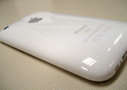 белый iPhone 3G 16 gb
