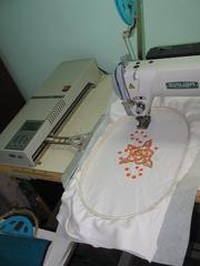 Вышивальное оборудование от производителя