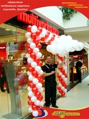 Воздушные шары,  бизнес оформление шарами Белгород