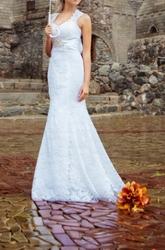 Свадебное платье для самой красивой невесты!
