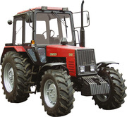 Колесный трактор МТЗ 1025.2