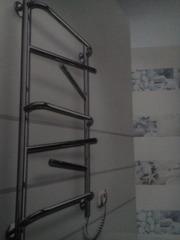 Осуществляем  поставки водные и электрические полотенцесушители