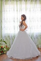 Продам свадебное платье в хорошем состоянии после химчистки