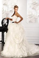 Свадебное платье Душа розы