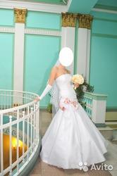Продам свадебное платье от Оксаны Мухи б/у