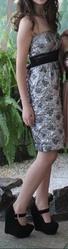 Вечернее платье 42-44размера